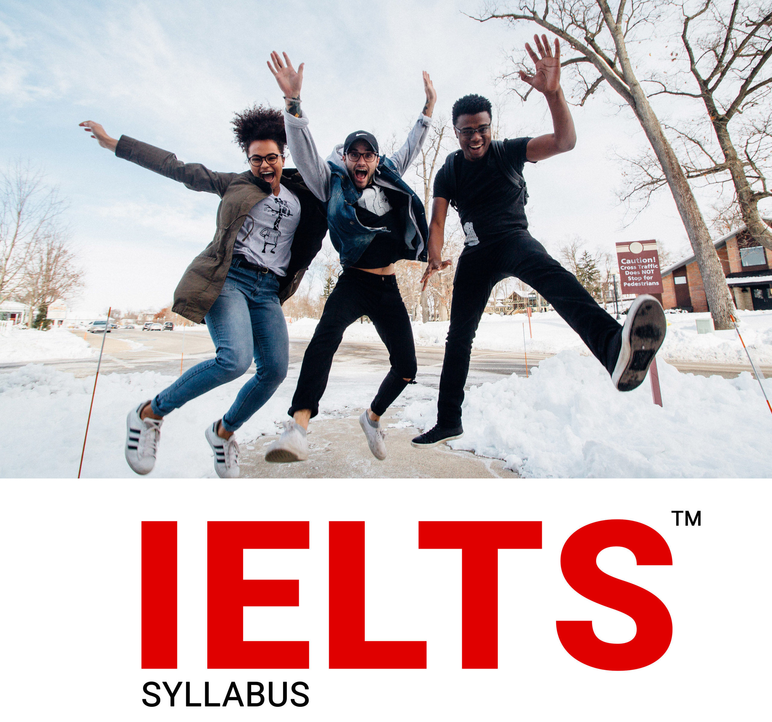 Syllabus for IELTS in 2020