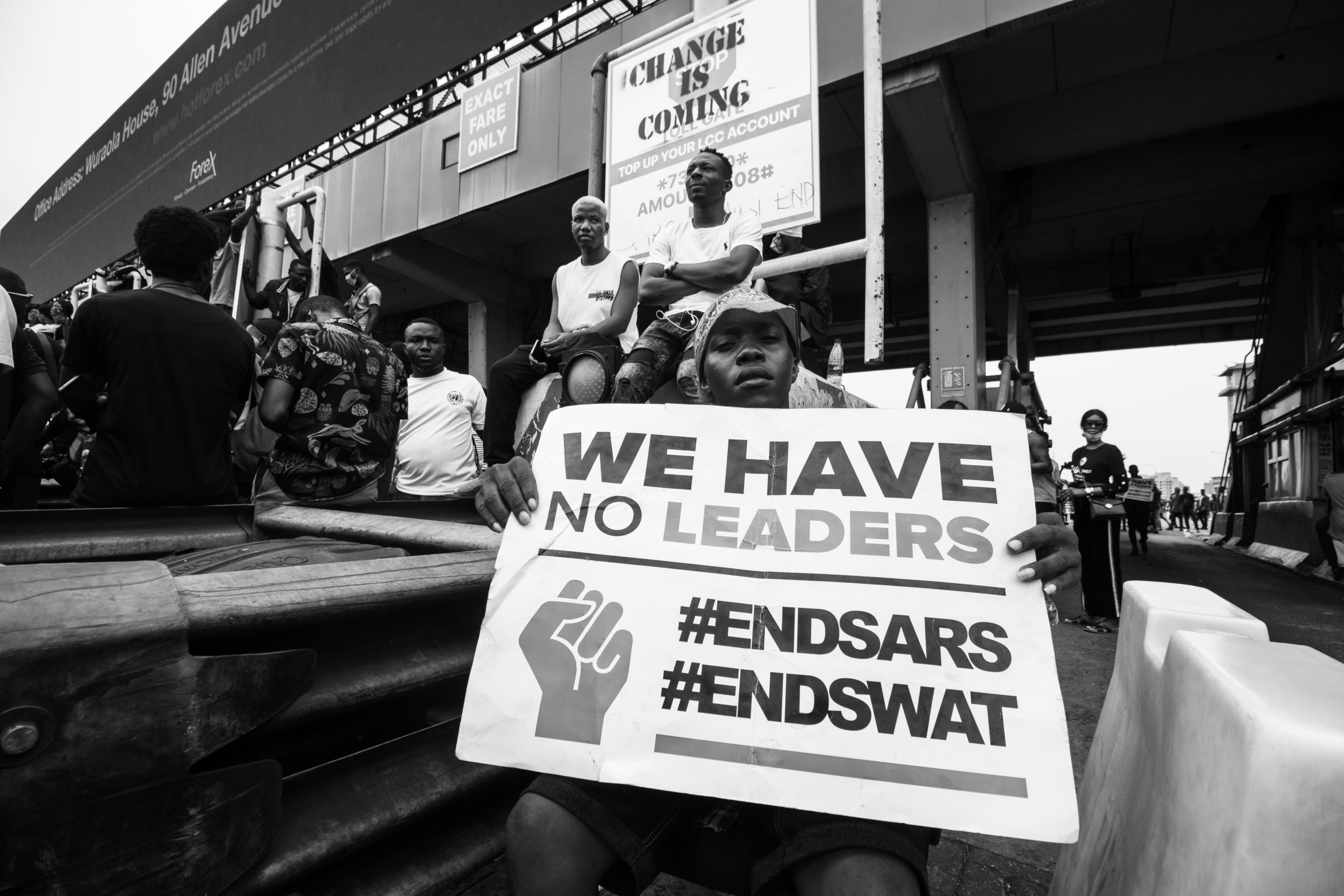 On The #EndSARS Protests